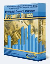 Personal Finance Manager - Account Xpress