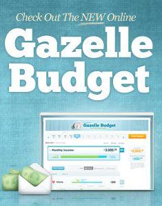 Gazelle Budget